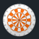 "orange and white dart board<br><div class=""desc"">white and orange . asyrum . maydaze</div>"