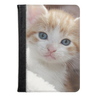 ORANGE AND WHITE TABBY KITTEN KINDLE FIRE CASE
