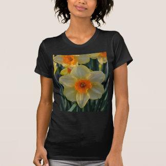 Orange and Yellow Daffodils T Shirt