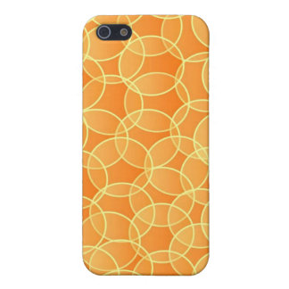 Orange and Yellow I-Phone Case