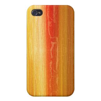 Orange and Yellow Urban Design iPhone Case