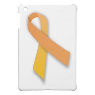 Orange Animal Guardian Awareness Ribbon iPad Mini Cases