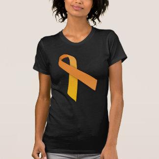 Orange Animal Guardian Awareness Ribbon T-Shirt