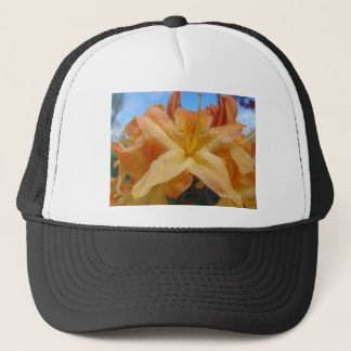 Orange Azaleas Trucker Hat