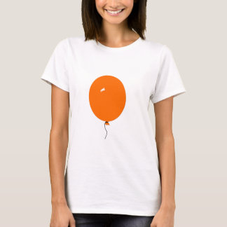 orange balloon T-Shirt