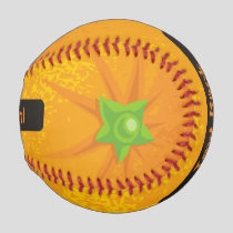 Orange Baseball