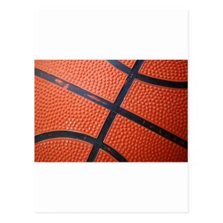 Orange Baseket Ball Postcard