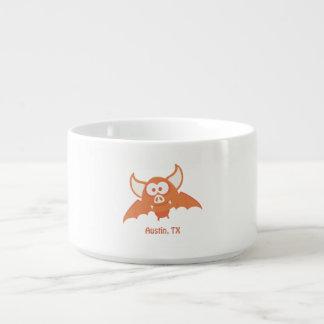 Orange Bat - Austin, TX Chili Bowl
