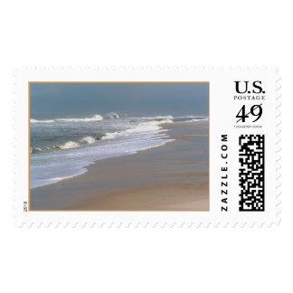 Orange Beach 55 Postage Stamp