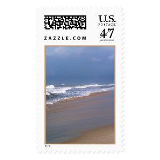 Orange Beach 56 Postage Stamp