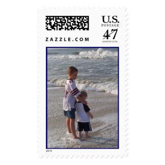 Orange Beach 57 Postage Stamp