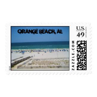 Orange Beach Alabama Postage