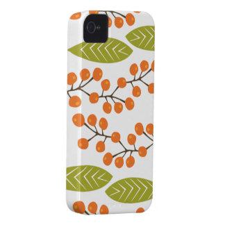 Orange Berries BlackBerry Bold Case