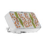 Orange Berries Portable Doodle Speaker by Koncepts