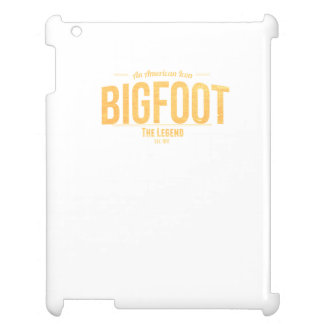 Orange Bigfoot An American Icon Cover For The iPad 2 3 4