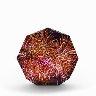 Orange Blossom Bursts - Sydney Harbour Fireworks Award