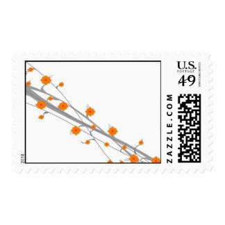Orange Blossom Stamps