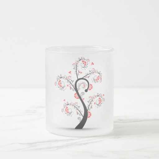 Orange Blossom Tree Coffee Mugs