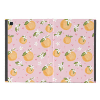 Orange Blossoms Cover For iPad Mini