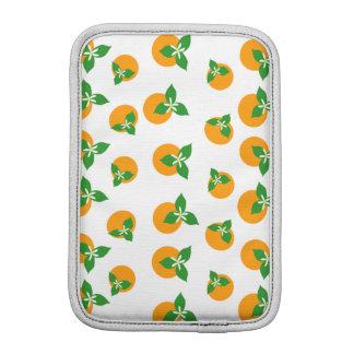 Orange Blossoms Sleeve For iPad Mini