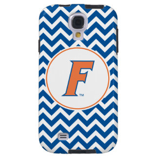 Orange & Blue Florida F Logo