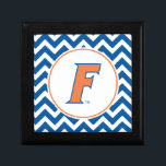 "Orange &amp; Blue Florida F Logo Gift Box<br><div class=""desc"">Zazzle offers the most exciting and unique gear for the ultimate Florida Gator fan! All of our products are officially licensed and customizable, which makes them perfect for students, alumni, family, fans, and faculty. Whether you are gearing up for tailgating, hosting a party for a Florida fan, or decorating your...</div>"