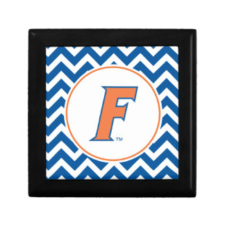 Orange & Blue Florida F Logo Gift Box