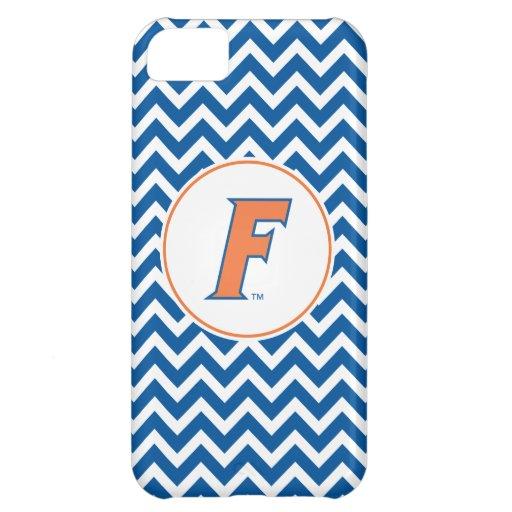 Orange & Blue Florida F Logo iPhone 5C Covers