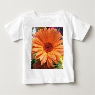 Orange Bouquet Flower Baby T-Shirt