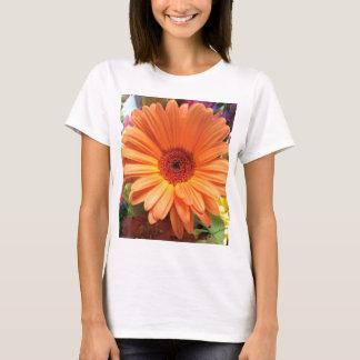Orange Bouquet Flower T-Shirt