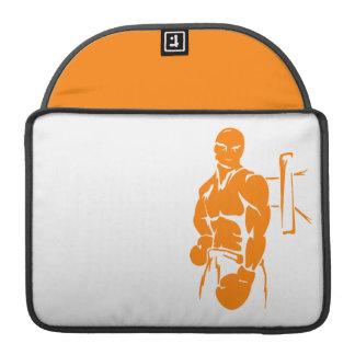 Orange Boxing Sleeve For MacBook Pro