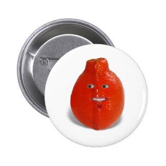 Orange Boy Buttons