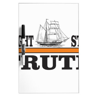 orange bright star of truth Dry-Erase board