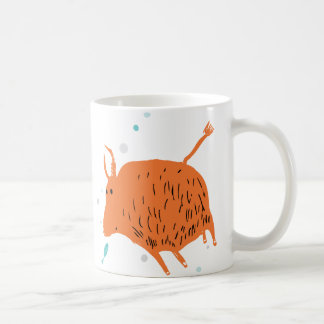 Orange Buffalo Love Mug
