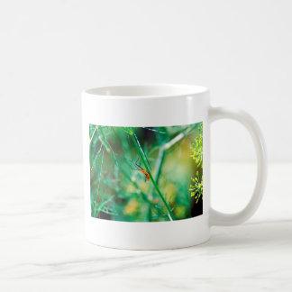 Orange Bug Coffee Mug