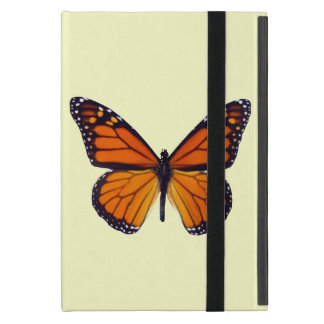 Orange Butterfly iPad Mini Case
