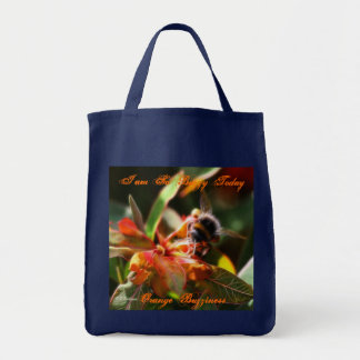 Orange Buzziness bag