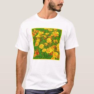 Orange California Poppies 2.2.2.y T-Shirt