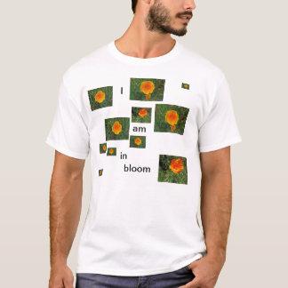 Orange California Poppies T-Shirt