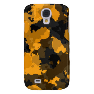 Orange Camouflage iPhone 3G(s) Case