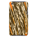 Orange Camouflage IPod Touch Case-Mate Case