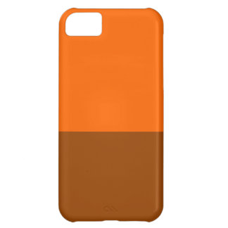 Orange Caramel Barely There iPhone 5 Case