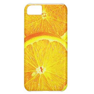 Orange Case For iPhone 5C
