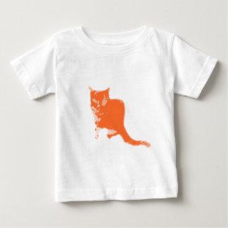 ORANGE CAT BABY T-Shirt