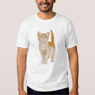 Orange cat,  Save Lives Spay A Stray Shirt