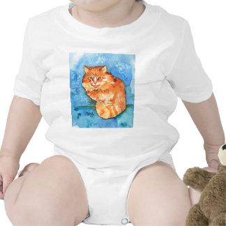 Orange Cat T Shirts