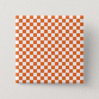 Orange Checkerboard Button
