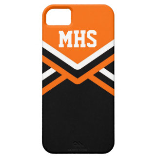 Orange Cheer Uniform Iphone 5/5s Case