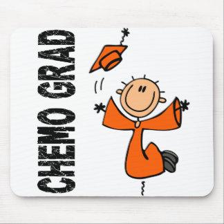 Orange CHEMO GRAD 1 (Leukemia) Mouse Pad