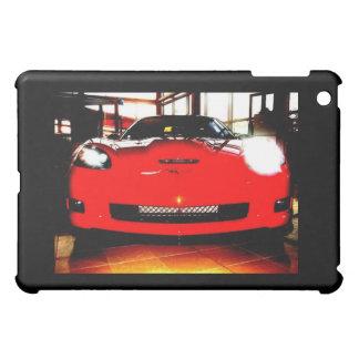 Orange Chevrolet Corvette Z06 iPad Mini Case